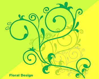 Green, yellow, pattern, material