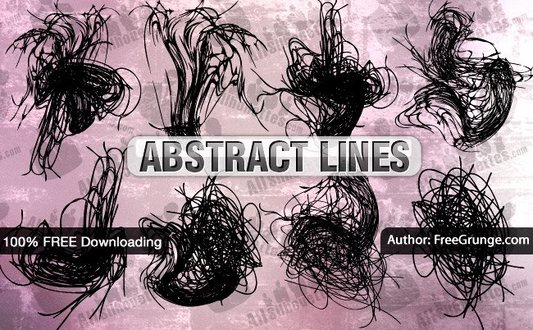 8 Abstract Vector lines