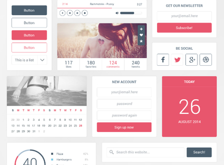 Eye Candy UI Kit XL