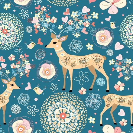Elegant Pattern Illustration