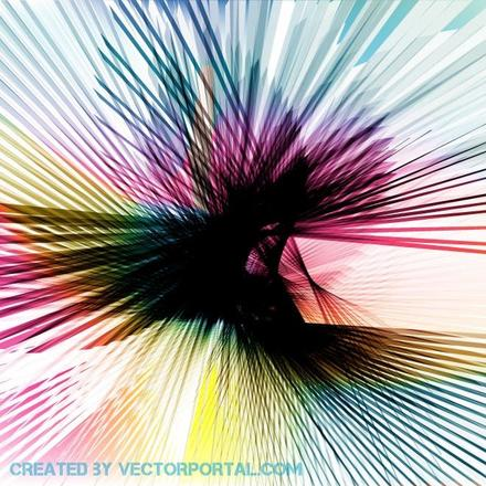 COLORFUL ABSTRACT BACKGROUND VECTOR.ai