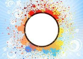 Color Splash Tile