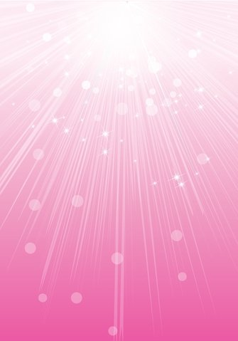 abstract sunlight pink background