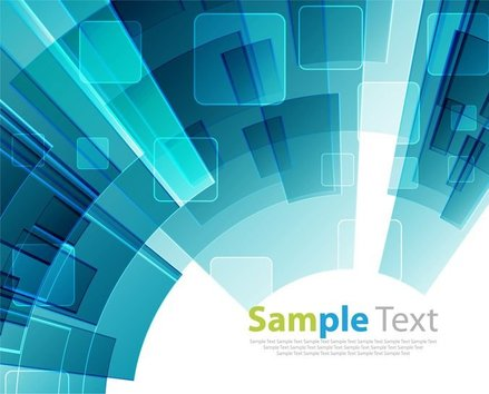 Blue Concept Abstract Background