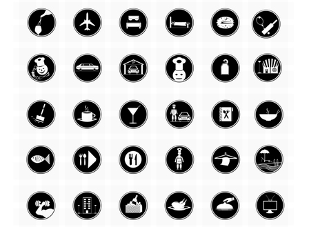 Free Vector Photoshop Icons