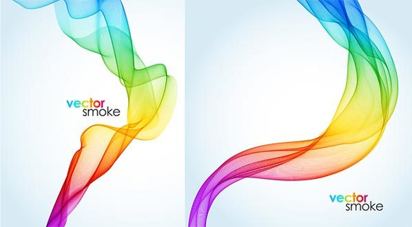 Smoke Vector beautiful Symphony