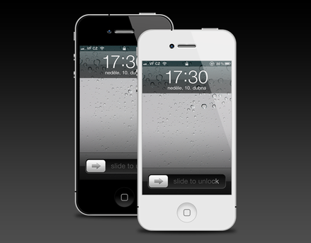 iPhone 4 Template Version 2