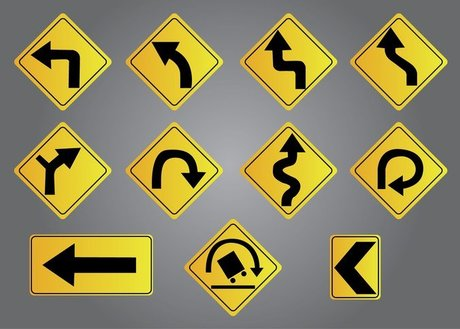 Official Road Signs