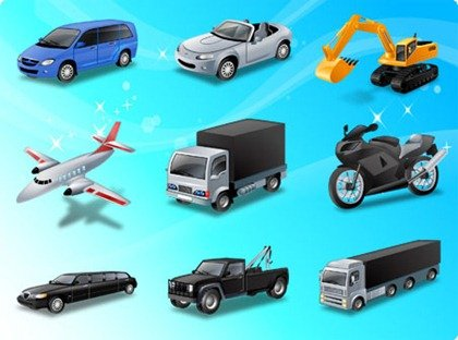 Free Vehicle and Transportation