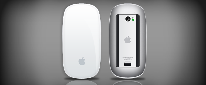 Magic Mouse PSD