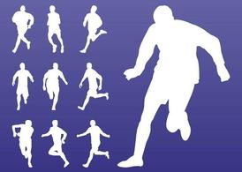 Athletes Silhouettes Pack