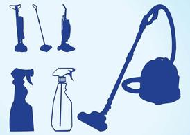 Cleaning Graphics Set
