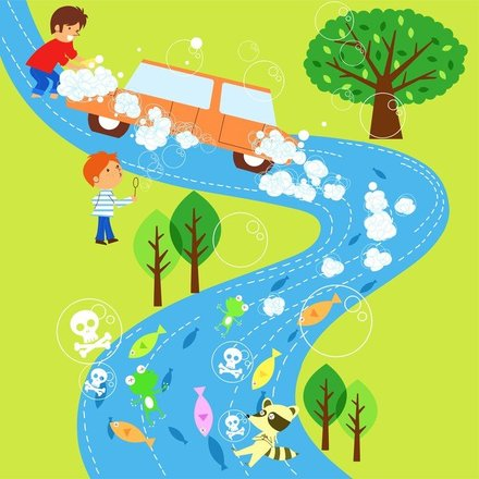 Children Environment Vector 12