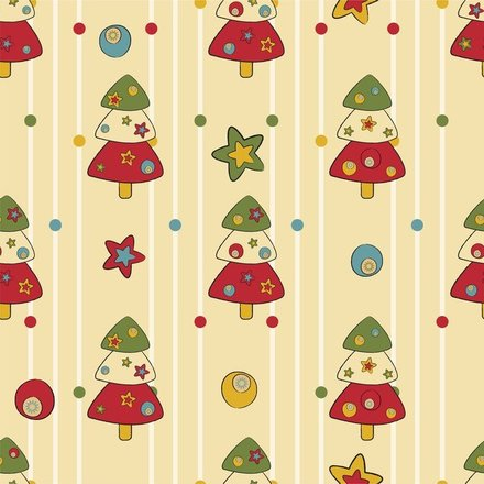 Cartoon Christmas Design