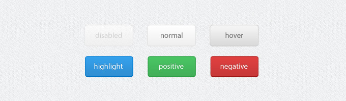 Simple App Buttons