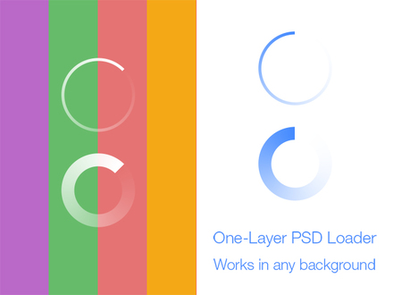 One-Layer PSD Preloader