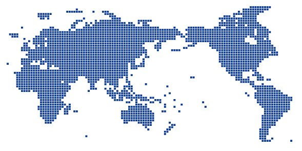 World map dot icon stock vectors 365psd world map dot icon gumiabroncs Gallery