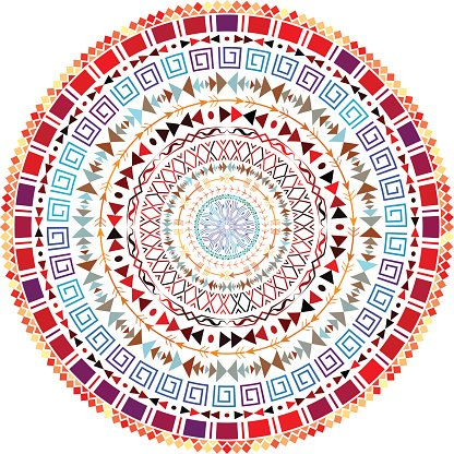 268399,Square,Cut Out,Abstract,Retro Styled,Indian Culture,Art And Craft,Art,Geometric Shape,Ornate,Indigenous Culture,Mexican Culture,Illustration,Hipster - Person,Plate,Circle,Mandala,Medallion,Arrow Symbol,Tribal Art,Decoration,Print,Decor,Vector,Pendant,Multi Colored,Pattern,Boho,Design Element,White Background
