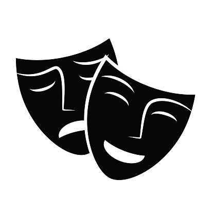 Image result for theater symbol