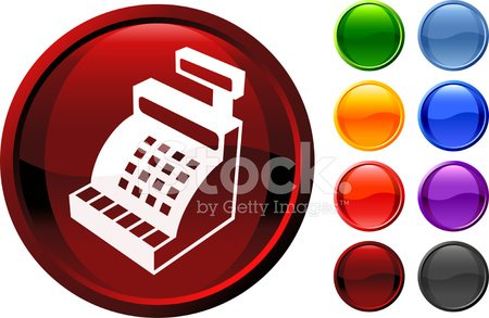 Cash Register,Symbol,Computer Icon,Modern,Sparse,Shopping,Empty,Equipment,Red,Purple,Computer Graphic,Ilustration,Vector,Orange Color,Digitally Generated Image,Design,Retail,Black Color,Blue,Green Color