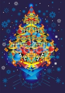 Christmas,Abstract,Winter,Symbol,Backgrounds,Tree,Holiday,Futuristic,Computer Graphic,Greeting,Multi Colored,Decoration,Gift,Spirituality,Season,Vector,Pattern,Ilustration,Shape,Illustrations And Vector Art,Holidays And Celebrations,Single Object,Christmas,Christmas Decoration,Vector Ornaments,Vibrant Color,Holiday Symbols,Ornate,Shiny,Christmas Ornament,Mystery,Star Shape