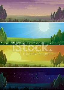 Night,Day,Morning,Sunrise - Dawn,Dusk,Landscape,Midday,Sunset,12 O'Clock,Sky,Time,Banner,Vector,Panoramic,Sun,Wide,Nature,Backgrounds,Moon,Hill,Change,Summer,Grass,Scenics,Star - Space,Changing Form,Cloud - Sky,Tree,Field,Sunbeam,Plain,Cloudscape,Tranquil Scene,Dark,Land,Set,Horizontal,Meadow,Fog,Wide Screen,Outdoors,Weather,Twenty-four Hours,Bright,Midnight,Vibrant Color,Summer,Panoramas,Landscapes,moonshine,Horizon Over Land,Contrasts,Nature