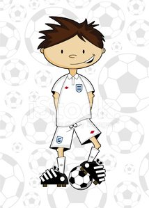 Cartoon,Soccer,Sport,Teenage Boys,England,Soccer Ball,Vector,Characters,Male,Button Down Shirt,Ball,Cute,Professional Sport,Sports Clothing,Shorts,Athleticism,Sock,Smiling,Fun,Cool,Red,Sports And Fitness,People,White,Ilustration,Team Sports,Sports Team,Vector Cartoons,Modern,world-cup,Illustrations And Vector Art,Blue