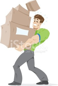 Box - Container,Picking Up,Mover,Moving House,Carrying,Men,Motion,Heavy,Moving Office,Action,Physical Activity,Corrugated Cardboard,Holding,Falling,Carton,Effort,Defeat,Actions,Illustrations And Vector Art,People,Fear,Bicep,Terrified,Sweat