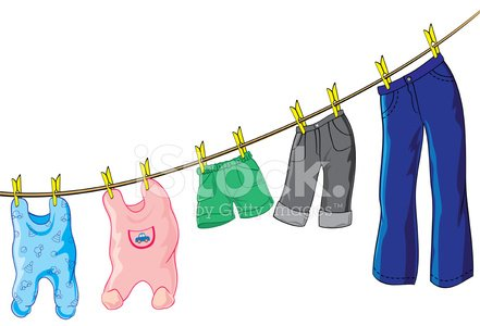 Clothing,Clothesline,Child,Cartoon,Pants,Jeans,Shorts,Humor,Vector,Isolated On White,Baby Clothing,Adult,Concepts And Ideas,Illustrations And Vector Art,Isolated-Background Objects,Feelings And Emotions,Isolated Objects,Vector Cartoons