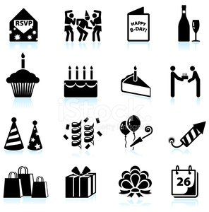Cake,Birthday,Party - Social Event,Event,Icon Set,Candle,Cupcake,Vector,Black And White,Slice,Pie,Balloon,Calendar,Firework Display,Wine,rsvp,Greeting Card,Dancing,Cocktail Party,Cup,Group of Objects,Glass,Gift,Celebration,Calendar Date,Happiness,Shopping,Confetti,Ribbon,Retail,Bag,Collection,Ilustration,Champagne,Wine Bottle,Alcohol,Pre Party,Digitally Generated Image,House Party