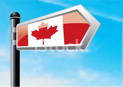Canada,Road Sign,Journey,Direction,Travel,Sign,Canadian Flag,Blue,Vapor Trail,Crossroads Sign,Vector Cartoons,Directional Sign,gradient mesh,Cloud - Sky,Horizontal,Copy Space,Clear Sky,Sky,Illustrations And Vector Art,Vector,Single Object,Pole,Ilustration,Arrow Symbol
