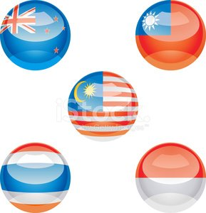Thailand,Rural Scene,Symbol,Icon Set,Computer Icon,Flag,Sphere,Three-dimensional Shape,Government,Sign,Malaysia,Thai Flag,Vector,Indonesian Flag,Taiwanese Flag,Patriotism,Taiwan,Asia,Interface Icons,nation,National Flag,Souvenir,Illustrations And Vector Art,Indonesia,New Zealand,Design Element,state,Vector Icons,East,Shiny,Malaysian Flag,Illuminated,Glass - Material,Push Button