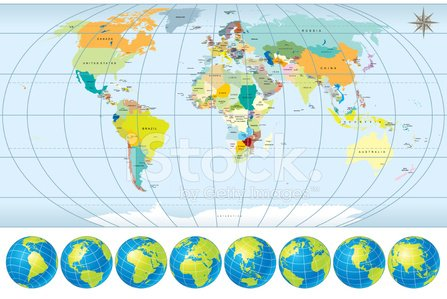 World Map,Map,Globe - Man Made Object,Earth,Cartography,Vector,Europe,USA,Planet - Space,Travel Locations,Business Travel,Business,Business,Illustrations And Vector Art