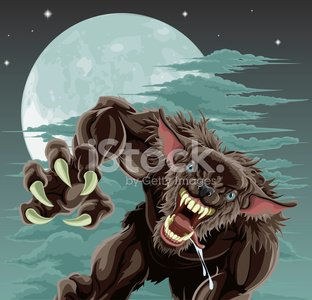 Werewolf,Dog,Monster,Anger,Fantasy,Halloween,Furious,Wolf,Characters,Hairy,Mythology,Horror,Danger,Animal,Men,Evil,Ilustration,Design,Shock,Halloween,Holidays And Celebrations,Moon,Paranormal,Cartoon,Full,Clip Art,Computer Graphic,Dark,Cloudscape,Full Moon,Twilight,Cloud - Sky,Sky,Fog,Light - Natural Phenomenon,Night,Brown,Drawing - Art Product,Fear,Star - Space,Vector,lycanthrope,Overcast,Moonlight,Animals And Pets,Illustrations And Vector Art