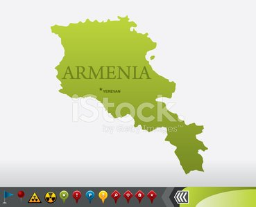 Armenia,Silhouette,Map,Icon Set,Flag,Concepts And Ideas,Armenia Flag,Illustrations And Vector Art,Travel Locations,Asia,Transcaucasia,Celebration,Patriotism,Computer Icon,Gray,Green Color