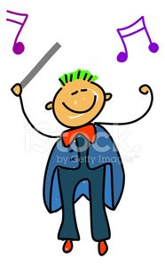 Music,Musical Conductor,Child,Baby,Offspring,Toddler,Theatrical Performance,Action,Ilustration,Clip Art,Occupation,Entertainment,People,Lifestyle,Babies And Children,Lifestyles,Isolated,Illustrations And Vector Art,Arts And Entertainment,handcarves,Cheerful,Happiness,Employment Issues,Nightlife,Music