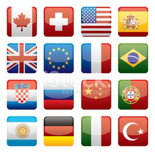 Flag,Computer Icon,Croatia,Russia,European Union Flag,Portugal,USA,Italy,Icon Set,UK,Canada,Turkey - Middle East,National Flag,Germany,France,Brazil,Illustrations And Vector Art,Concepts And Ideas,Switzerland,Spain,Vector Icons,Argentina,Ilustration,Shiny,China - East Asia