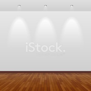 Wall,Office Building,Hardwood Floor,Domestic Room,Empty,Backgrounds,White,Indoors,Art Museum,Parquet Floor,Flooring,Wood - Material,Apartment,Vector,Sparse,Modern,Electric Lamp,Home Interior,Ilustration,Architecture,Blank,Electric Light,Light Bulb,Hardwood,Decor,White Interior,Empty Wall,white wall,Objects/Equipment,Illustrations And Vector Art,Reflection