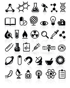 Symbol,Icon Set,Science,Chemistry,Industry,Biology,Scientific Experiment,Education,Light Bulb,Medicine,Laboratory,DNA,Technology,Research,Atom,Sign,Magnifying Glass,Test Tube,Vector,Fire - Natural Phenomenon,Microscope,Magnet,Book,Internet,People,Global Communications,Design,Ideas,Learning,Molecule,Syringe,Simplicity,Built Structure,Computer Graphic,Set,Flame,Ilustration,Group of Objects,Electron,Concepts,Radioactive Warning Symbol,Part Of,Gear,Interface Icons