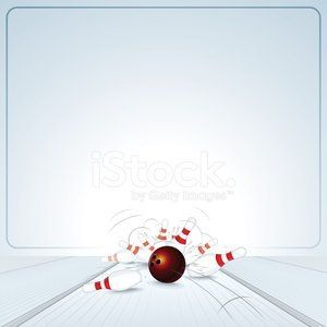 Bowling,Bowling Alley,Ten Pin Bowling,Backgrounds,Hitting,Cartoon,Ball,Aiming,Sport,Competition,Hobbies,Vector,No People,Bowling Strike,Ilustration,Bowling Pin
