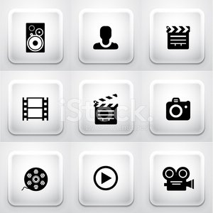 Film Industry,Movie,Movie Theater,Film Reel,Film,Camera Film,Silhouette,Symbol,Computer Icon,Back Lit,Home Video Camera,Director,Drawing - Art Product,Video,Chair,Television Broadcasting,Cinematographer,Film Slate,Interface Icons,One Person,Television Set,Computer Graphic,The Media,Keypad,Eyeglasses,Nightlife,Stage Theater,www,Design Element,Shiny,Leisure Activity,Ilustration,Popcorn,Camera - Photographic Equipment,Modern,Set,Multimedia,Isolated,Computer Monitor,Entertainment,Eps10,Single Object,Design,White,High Definition Video Format,Vector,Play,High-definition Television,Simplicity,Technology,Sign,Black Color,Blurred Motion,Pattern,Internet,Backgrounds,Recreational Pursuit