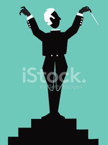 Musical Conductor,Classical Music,Orchestra,Leadership,Computer Icon,Computer Graphic,Podium,Tail Coat,Ilustration,Conductor's Baton,conduction,Vector,Image,Classical Concert,One Person,Steps,Tuxedo