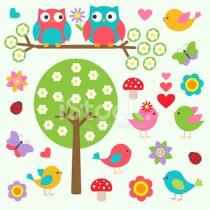Owl,Bird,Cute,Ladybug,Tree,Branch,Child,Set,Animal,Heart Shape,Single Flower,Animated Cartoon,Flower,Design,Isolated On White,Butterfly - Insect,Fun,Blossom,Ilustration,Cartoon,Fungus,Springtime,Flying,Vector,Leaf,Group of Objects,Decoration,Forest,Childhood,Multi Colored,Beauty In Nature,Cheerful,Nature,Illustrations And Vector Art,Season,Mushroom,Woodland,Summer