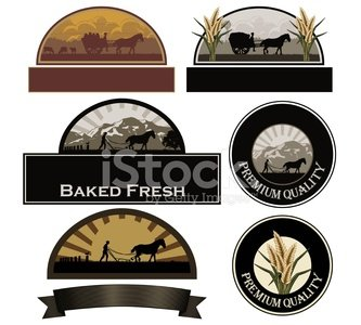 Retro Revival,Farmer,Old-fashioned,Rural Scene,Farm,Sign,Freshness,Banner,Making,Dairy Farm,Rice - Cereal Plant,Label,Silhouette,Horse,Ilustration,Symbol,Vector,Cow,Milk Bottle,Badge,Milk,Baked,Plowing,Food,Crop,Bread,Field,Pastry,Nature,premium,Set,Classic,Cake,Backgrounds,Cultures,Insignia,Collection,Design,The Four Elements,Memorial Plaque,Harvesting