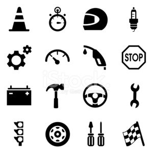 Symbol,Gauge,Checkered Flag,Sports Race,Motorsport,Formula One Racing,Gasoline,Hammer,Stopwatch,Steering Wheel,Tire,Fuel Pump,Traffic Cone,Stoplight,Car,City Of Tool,Gardening Equipment,Wheel,Work Tool,Car Battery,Sports Helmet,Work Helmet,Speedometer,Competition,Motor Racing Track,Screwdriver,Spark Plug,Road Sign,Silhouette,Car Tool,Wrench,Design,Timer,Stop Sign,Oil Pump,icons set,Competitive Sport,Clip Art,Vector,Gear,Series,Design Professional,Ilustration