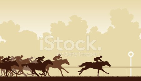 Horse,Finish Line,Silhouette,Outline,Jockey,Competition,Riding,Sports Race,Running,Winning,Copy Space,Ilustration,Thoroughbred Horse,Animal,Mammal,Brown,Sport,In Front Of,Men,Vector,text-space,Speed,Finishing,favorite,Design Element,Sprinting,Out In Front