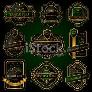 Label,Wine,heraldic,Sun,Engraved Image,Old-fashioned,Shield,Sign,Insignia,Gold Colored,Frame,Nobility,Floral Pattern,Backgrounds,Elegance,Drink,Set,Star Shape,Badge,Black Color,Collection,Dark,Retro Revival,Packaging,Swirl,Ribbon,Pattern,Crown,Green Color,Ilustration,Ornate,Shape,Luxury,Decor,Vector,Placard,Decoration