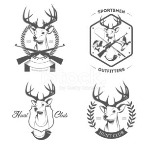 Hunting,Deer,Sign,Fishing,Organized Group,Badge,Vector,Retro Revival,Antler,Old-fashioned,Hunter,Fish,Duck,Crossing,Elk,Sea Duck,Moose,Fishing Rod,Trophy,Rifle,Gun,Label,Symbol,Professional Sport,Aiming,Wildlife,Animal,Nature,Target,Bird,Black Color,Sportsman,Adventure,Reindeer,Hunting Horn,Drake,Collection,Mallard Duck,Animals In The Wild,outfitter,Horned,Copy Space,outfitting,Set,White,Insignia,Isolated,Clothing