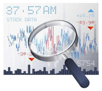 Stock Certificate,Trading Floor,Vector,Report,Stock Exchange,Scrutiny,Data,Analyzing,Financial Figures,Low,Magnifying Glass,Buying,High Up,Stock Market,Buy,Graph,Stock,Selling