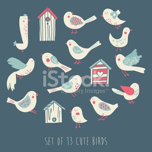 Bird's Nest,Bird,Vector,Ilustration,Beak,Doodle,Young Animal,Collection,Nature,Parrot,Pink Color,Multi Colored,Love,Backgrounds,Cheerful,Greeting Card,Set,Cute,Style,Color Image,House,Animals In The Wild,Design Element,Animal,Turquoise,Flying,Greeting,Wing,Computer Graphic,Characters,Pets,Abstract,Old-fashioned,Symbols Of Peace,Clip Art,Season,Scrapbooking,Wildlife,Blue,Red,Summer,Design,Springtime,Cartoon,Fun,Shape,Happiness,template